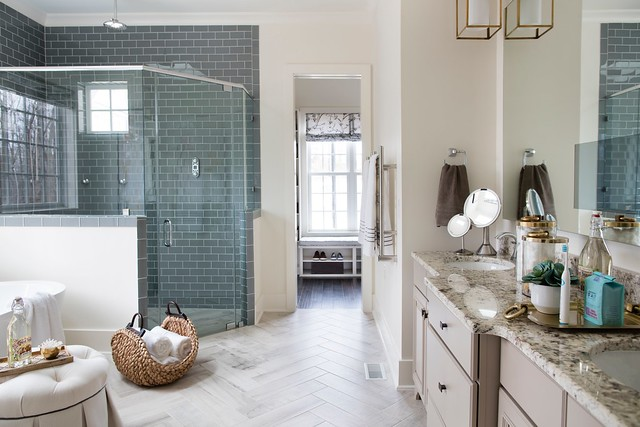 HGTV Smart Home 2016 Master Bathroom