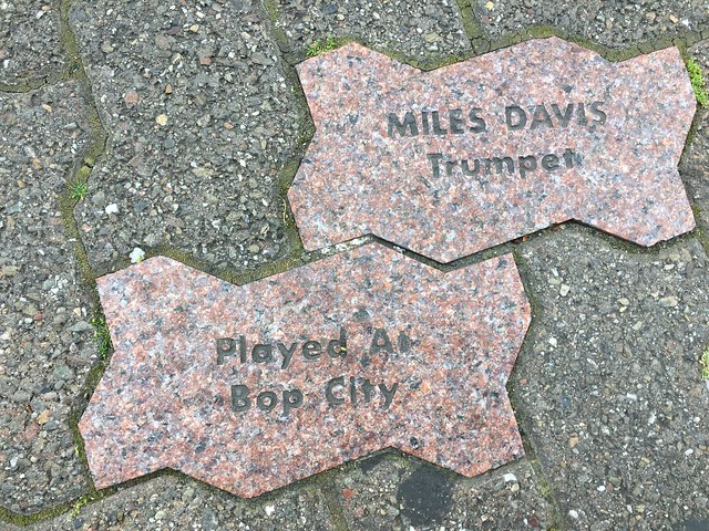 Miles Davis on Fillmore St.