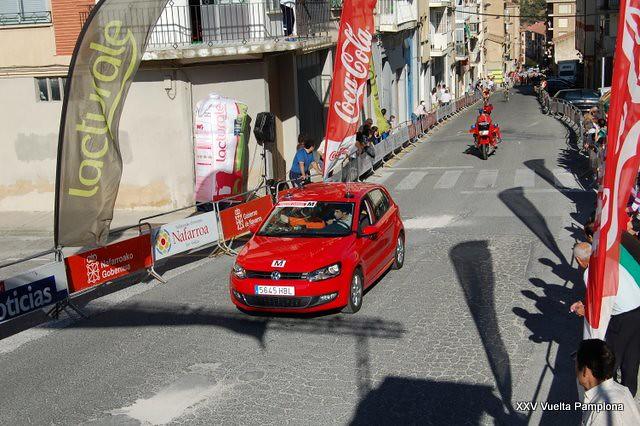 2011 XXV Vuelta a Pamplona 2ª Etapa (2)