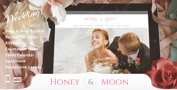 Honeymoon & Wedding v11.3 – Wedding and Wedding Planner