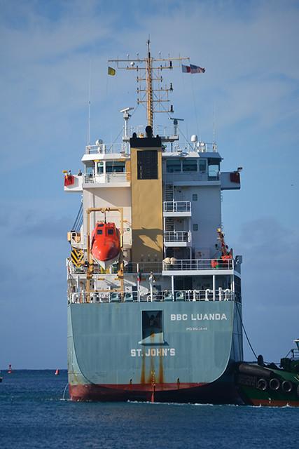 BBC Luanda stern