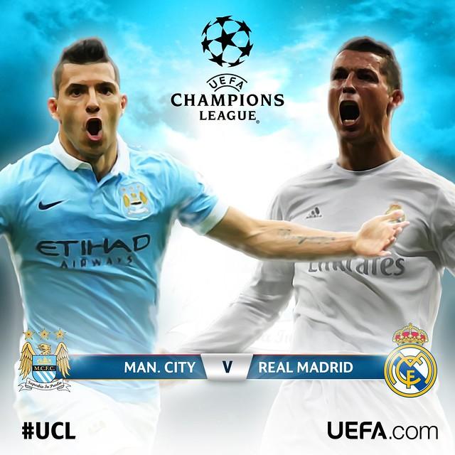 Champions League (SemiFinales): Sorteo