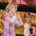 Rapunzel in Mickey and the Magical Map at Disneyland