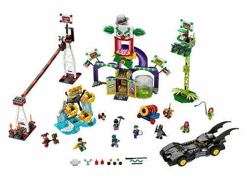 LEGO DC Superheroes 76035 Jokerland 00