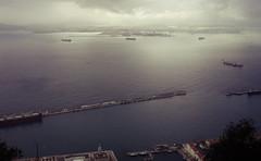Across the bay to Algeciras