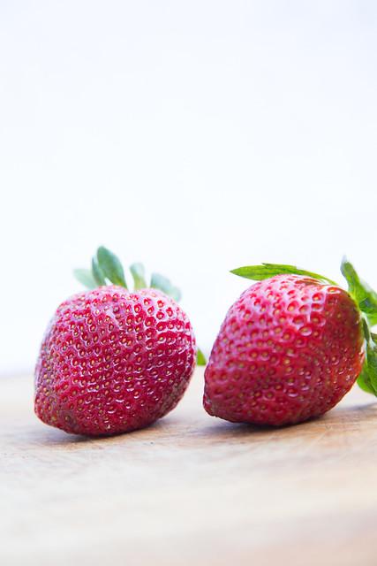 January Strawberries