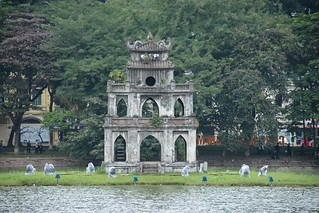 Image of  Turtle Tower. travel food beach nature island asia culture vietnam hoian tropical hanoi hue saigon hochiminhcity danang eiland reizen azië 2016 2015 tropisch arps condao paularps cophe nikond7100
