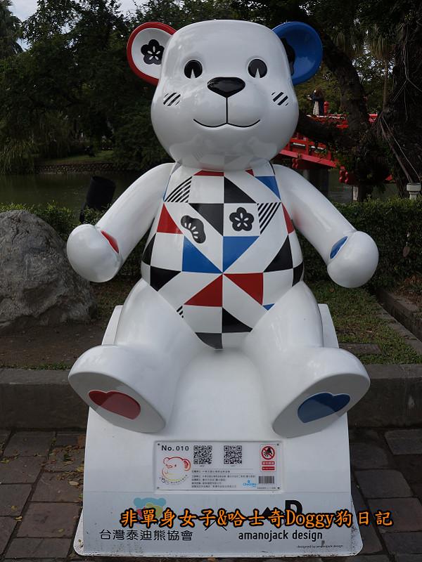 台中公園泰迪熊樂活熊嘉年華07