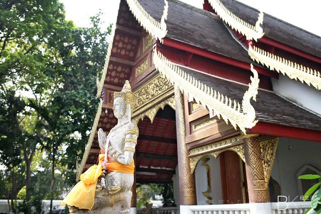 泰國清邁 | 必去古城六大寺 – 帕辛、柴迪隆、清曼、盼道&城外素帖、悟蒙