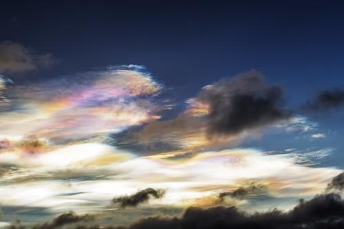 clouds nacreous ecclefechan