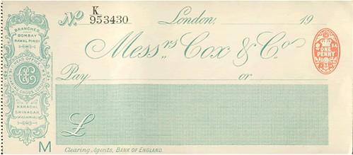 Cox-Co letterhead