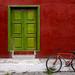green door by ·júbilo·haku·