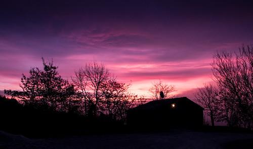 italy colors silhouette sunrise alba fujifilm colori marche urbania montefeltro peglio fujifilmx30
