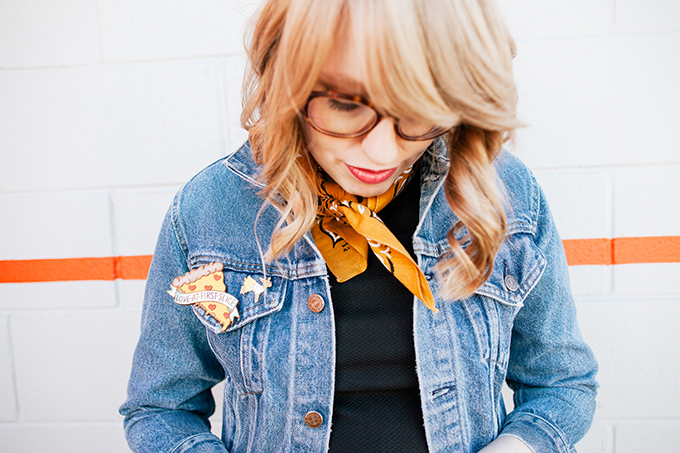 pizza pin denim jacket9