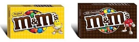 M&Ms Candies Printable Coupon