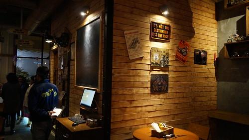 #bikers cafe