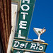 Hotel Del Rio, Isleton, CA by Robby Virus