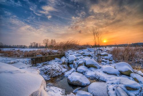 park winter wild sky cloud snow cold nature stone sunrise landscape dawn nikon hdr d800 nikond800 tamronsp1530f28