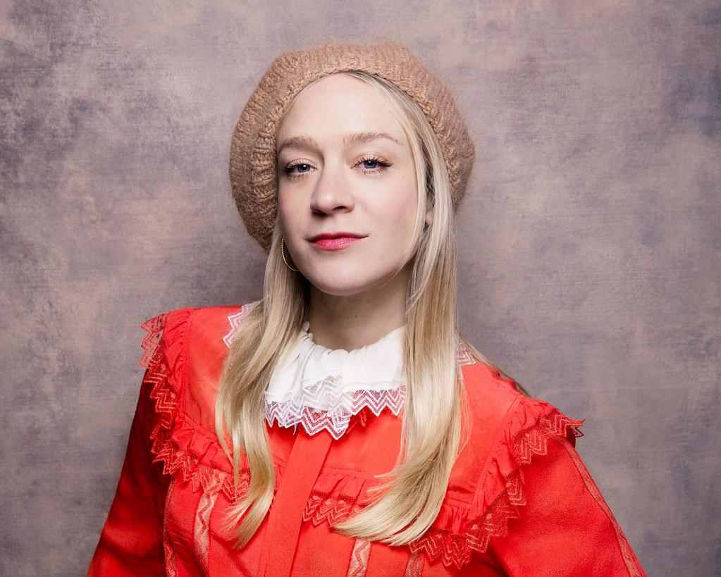 Хлоя Севиньи — Фотосессия для «Любовь и дружба» на «Sundance» 2016 – 49