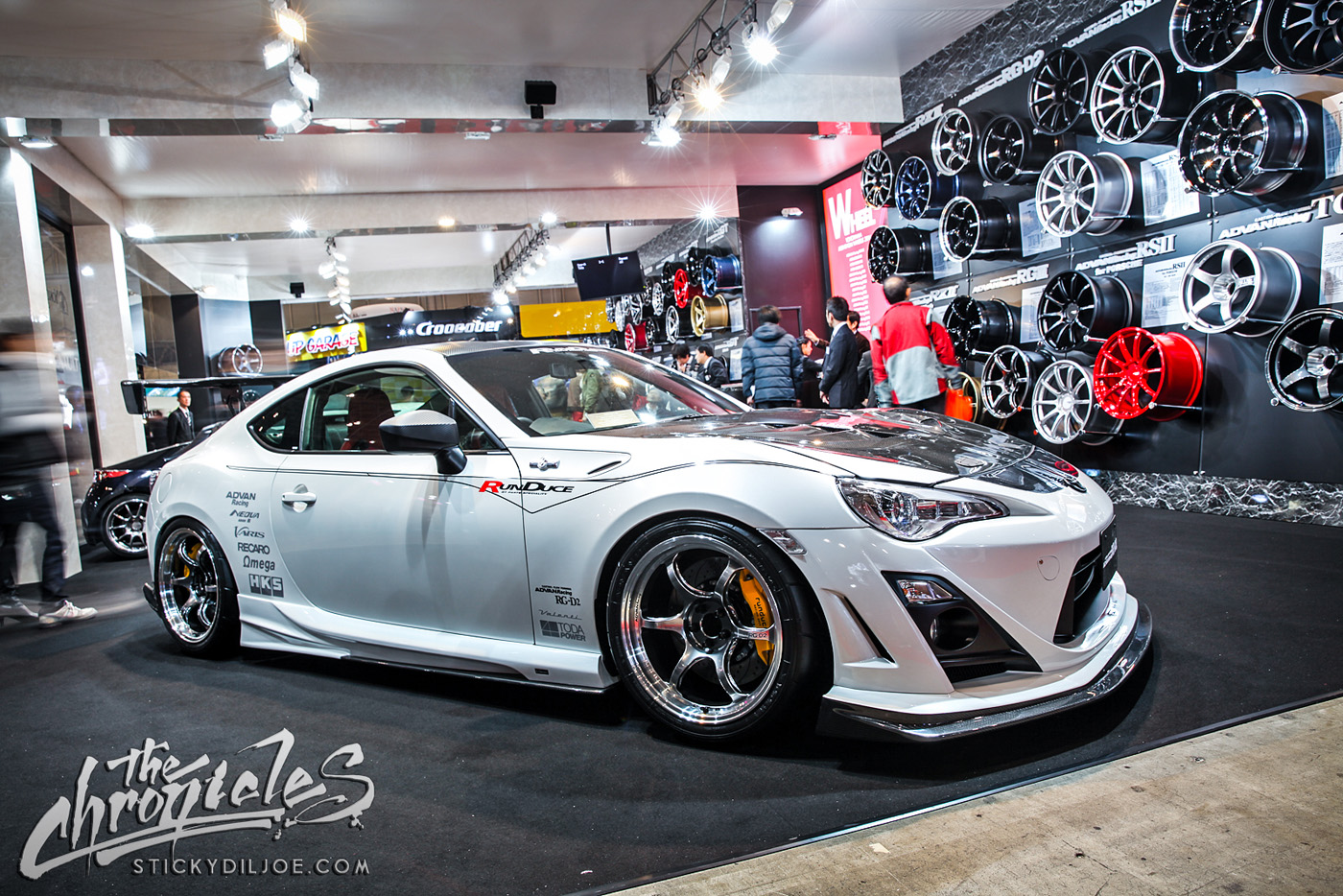 Tokyo Auto Salon 2016 Coverage Part 2 The Chronicles