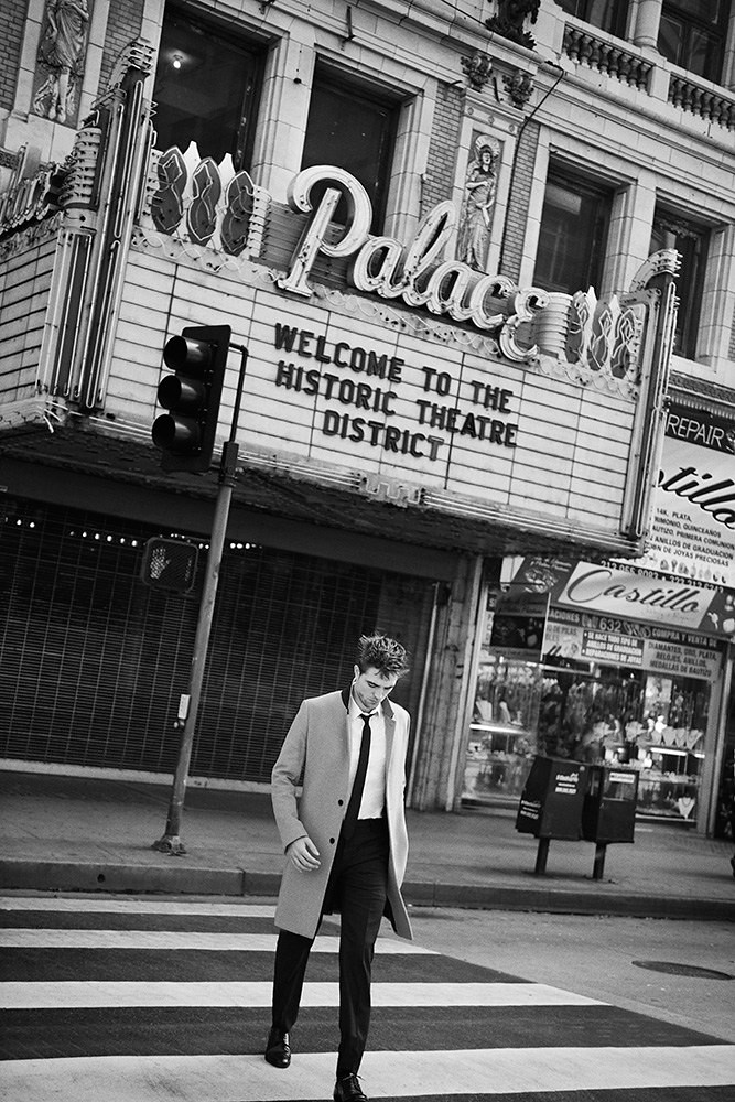 Роберт Паттинсон — Фотосессия для «Dior Homme» 2016 – 4