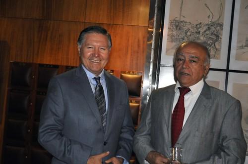 Presentación de Francisco Diez - Canseco de Perú Nación