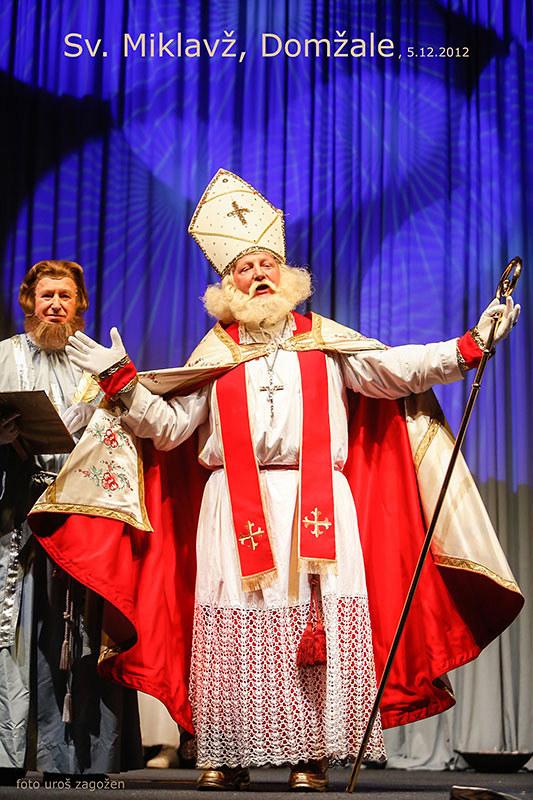 2012 Miklavž v Domžalah - foto Uroš Zagožen