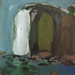 cliff by Olivier Rouault