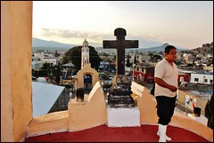 Parroquia de San Buenaventura(Nealtican) Estado de Puebla,México