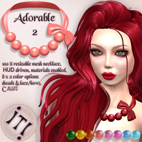 !IT! - Adorable Necklace 2 Image