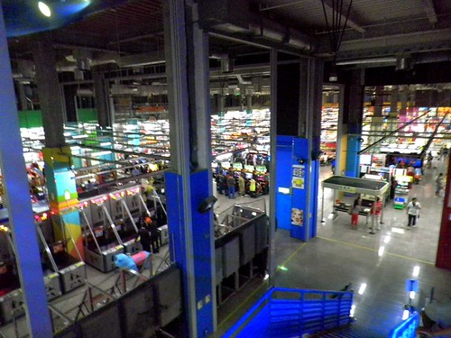 Palette Town game center