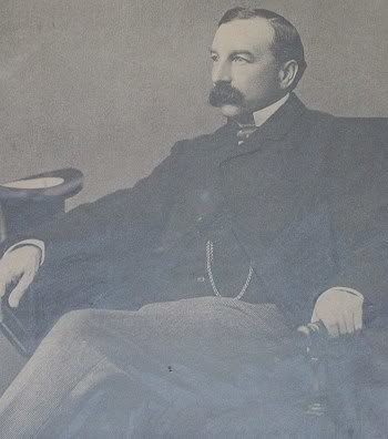 Captain J.O. Machell