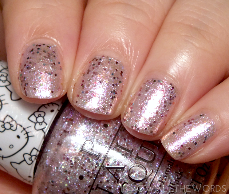 Hello Kitty collection by OPI Charmmy & Sugar