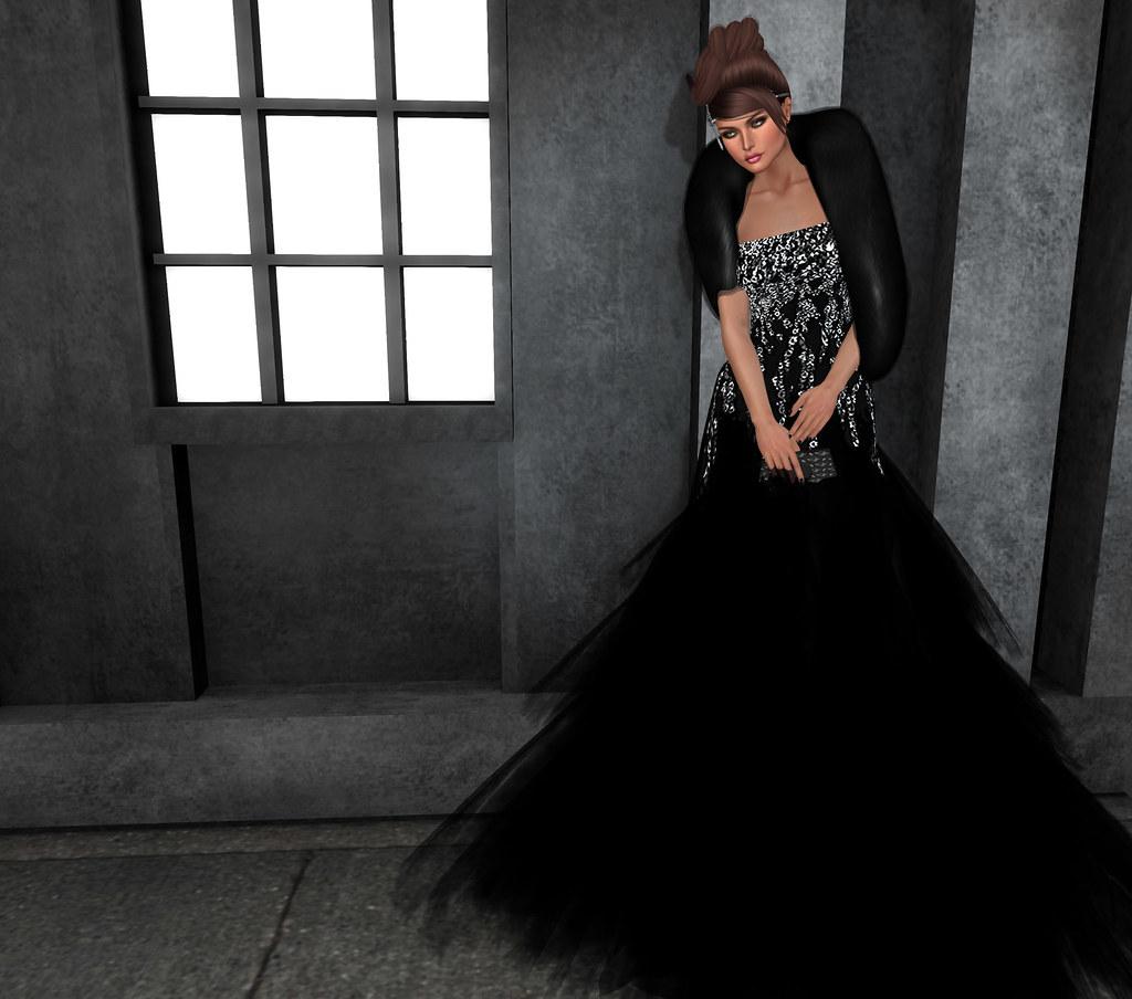 Courtney gown, Sascha's Designs