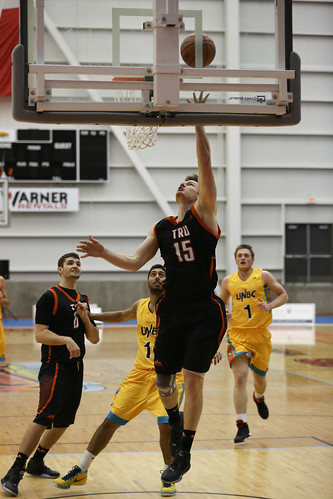 WolfPack Men Sweep UNBC In Basketball