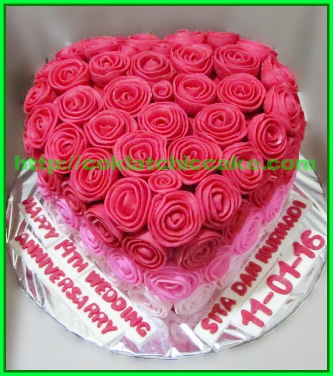 Cake Mawar