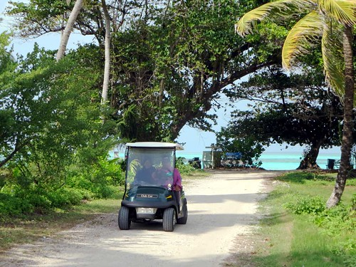 home electric golf island islands cart cocos keeling