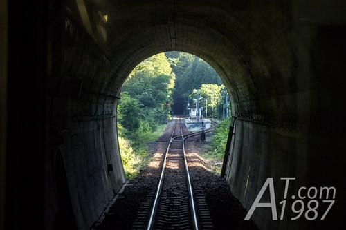 Kita-Rias Line Tunnel
