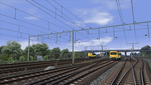 TS2016, Leeuwarden ICM Wadloper Train Simulator