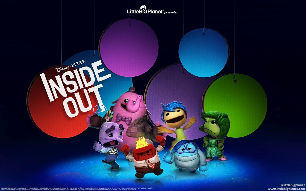 LittleBigPlanet 3: Inside Out Costume Pack