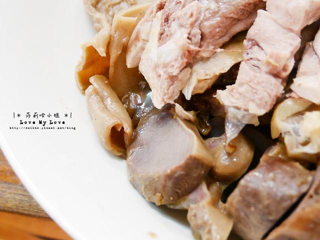 新竹城隍廟美食小吃鴨肉許二姊菜單 (17)