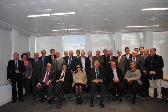 Reunión de Presidentes SECOT
