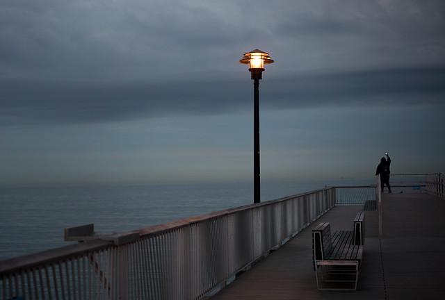 Coney Island Pier Selfie