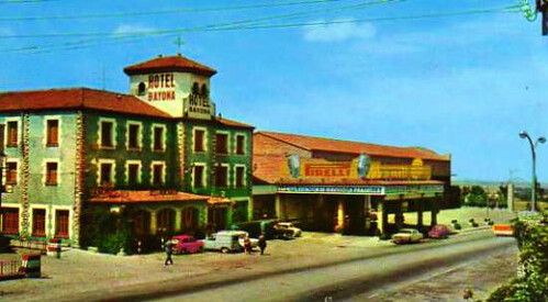 LA PANADELLA Hotel BayonaEL BAYONA FOTO JUNCADELLA