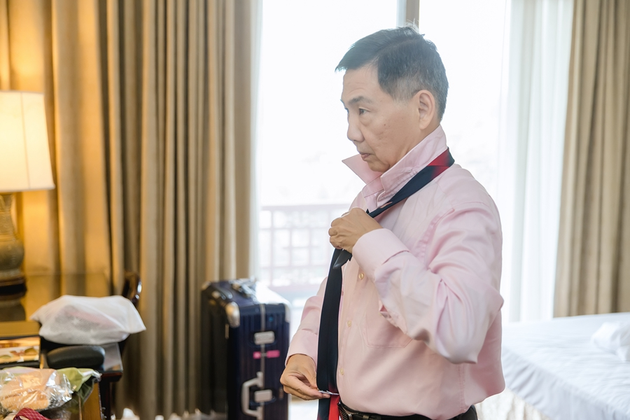 [婚攝] Boa & Wen / 高雄圓山大飯店