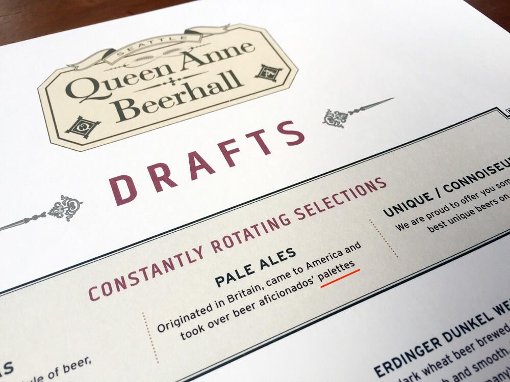 Queen Anne Beerhall 3