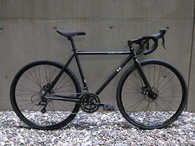 FUJI Feather CX BK
