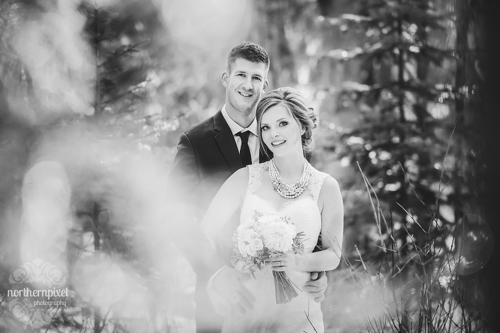 Prince George BC Wedding - Northern Pixel Photography