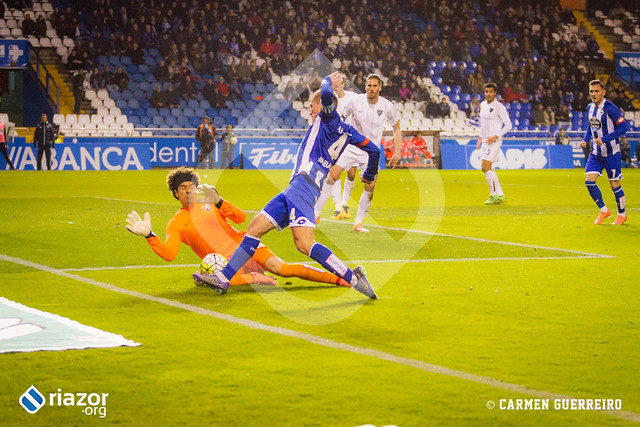 Liga BBVA: Deportivo 3 - Málaga 3
