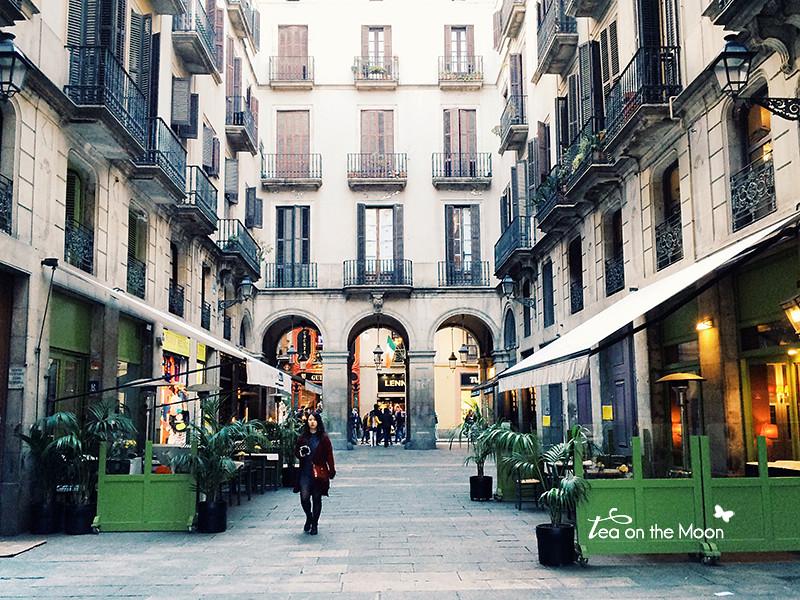 Barcelona, rincones con encanto